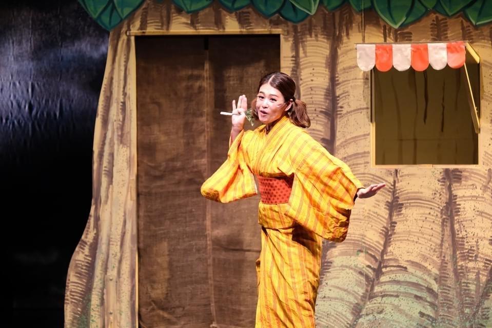 オペラ「泣いた赤鬼」アクロス公演無事終了♫_b0171610_09503328.jpg