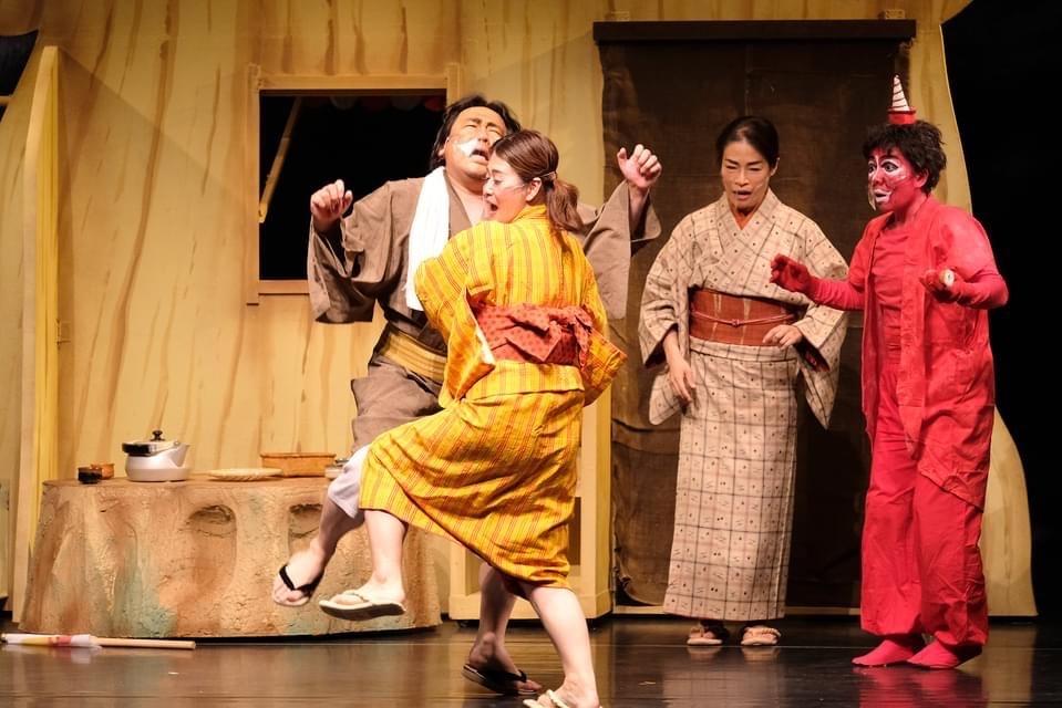 オペラ「泣いた赤鬼」アクロス公演無事終了♫_b0171610_09503473.jpg