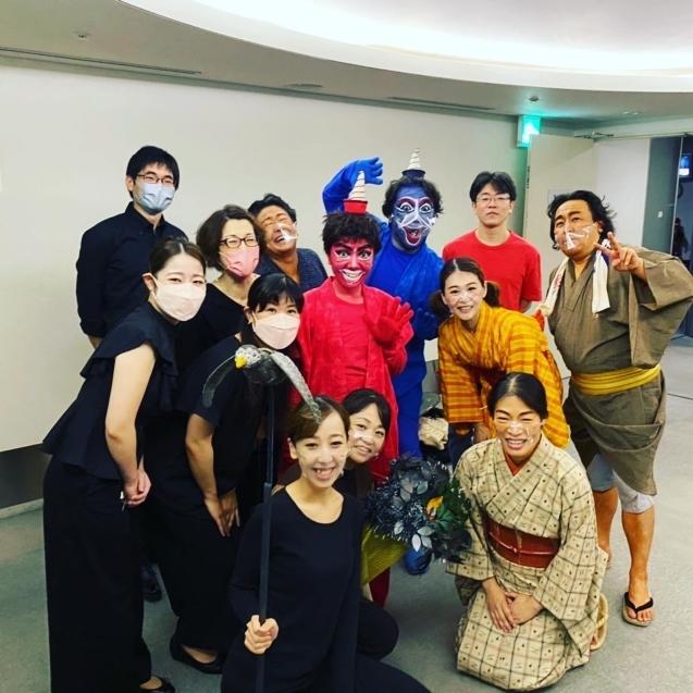 オペラ「泣いた赤鬼」アクロス公演無事終了♫_b0171610_09511485.jpg