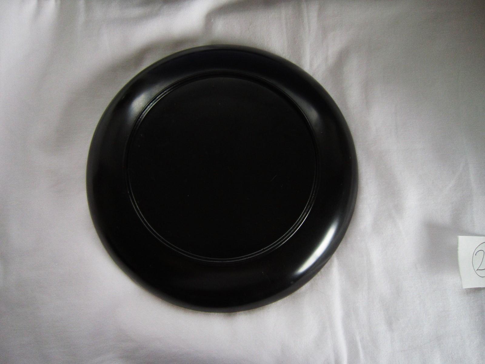 絵替わりの黒塗り蒔絵皿。_c0405112_18373342.jpg