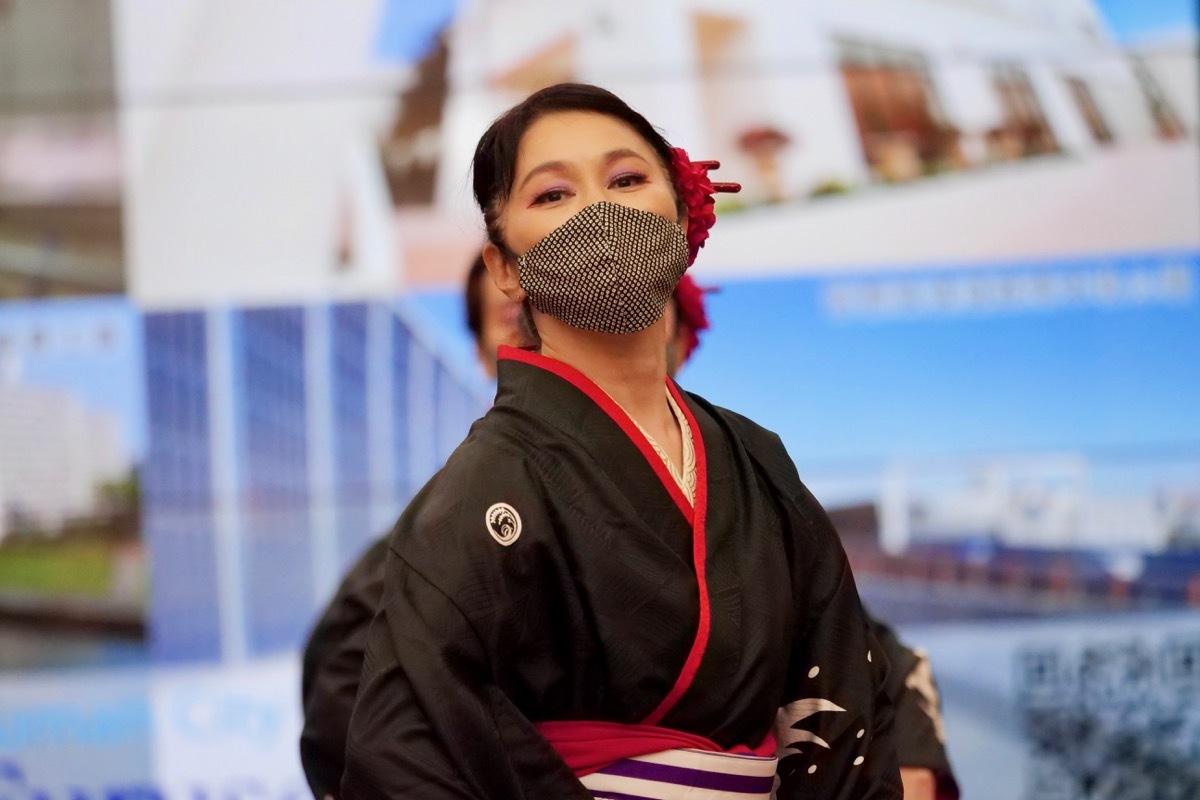 2021京都さくらよさこい2日目その12(藍なり)_a0009554_22503010.jpg
