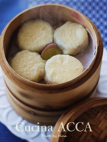 今日のおやつは、熊本の郷土菓子「いきなり団子」_f0245680_10191082.jpg