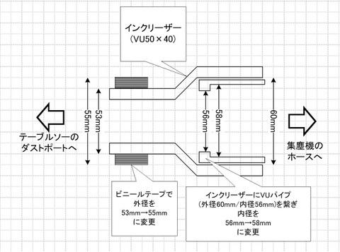 集塵(電動工具のダストポートの口径変更)_f0053342_11183612.jpg