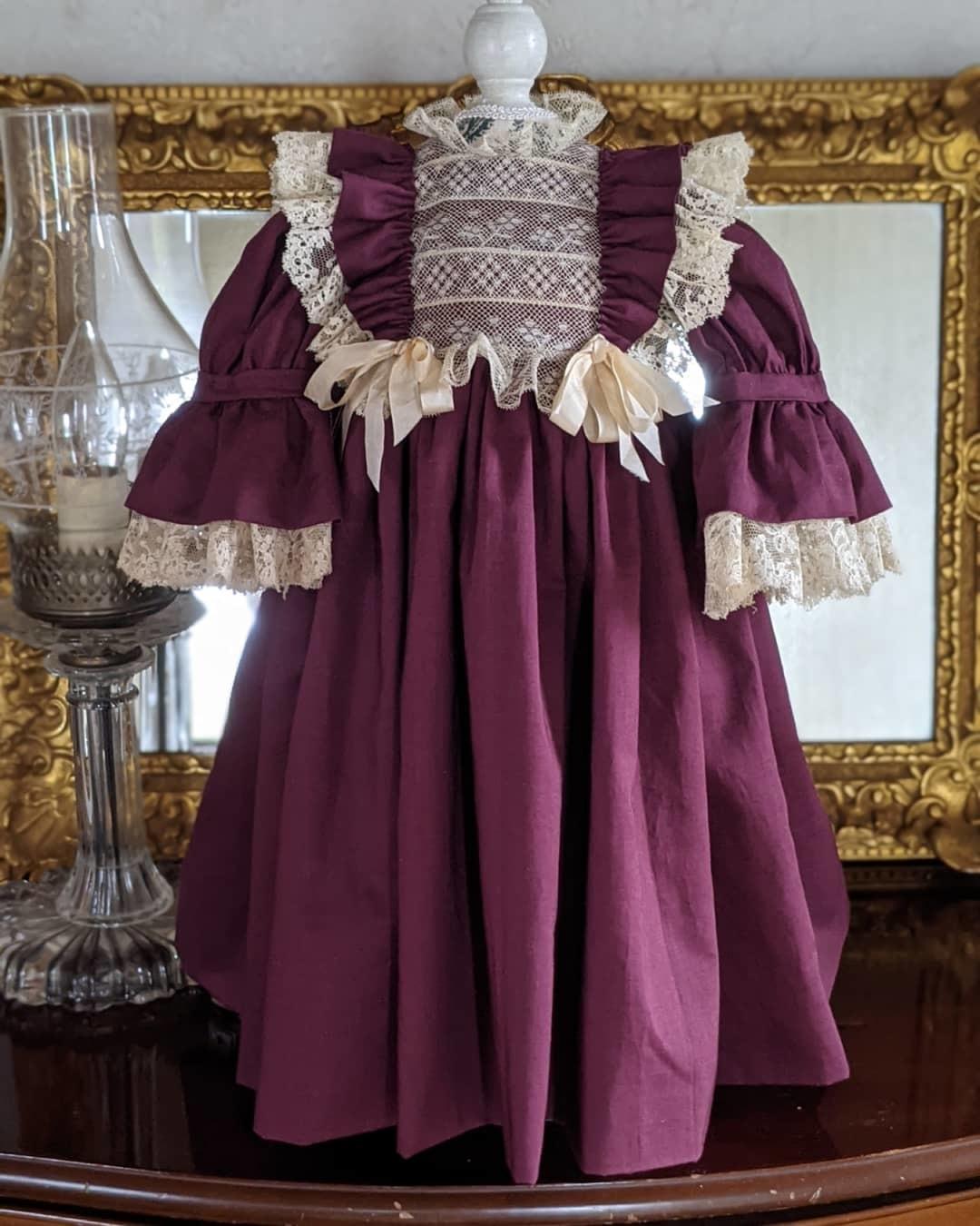 三つ折れさんの洋装完成_b0289206_19441551.jpg