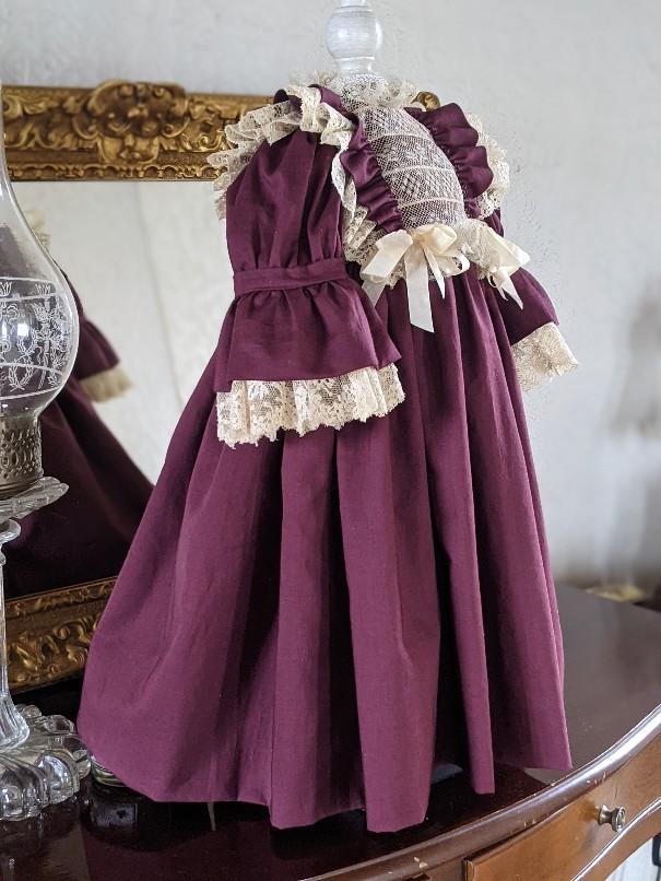 三つ折れさんの洋装完成_b0289206_19441581.jpg