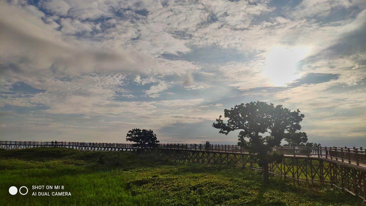 ただただ美しかった夕刻の知床五湖 - Shiretoko five lakes landscape_b0108109_20454165.jpeg