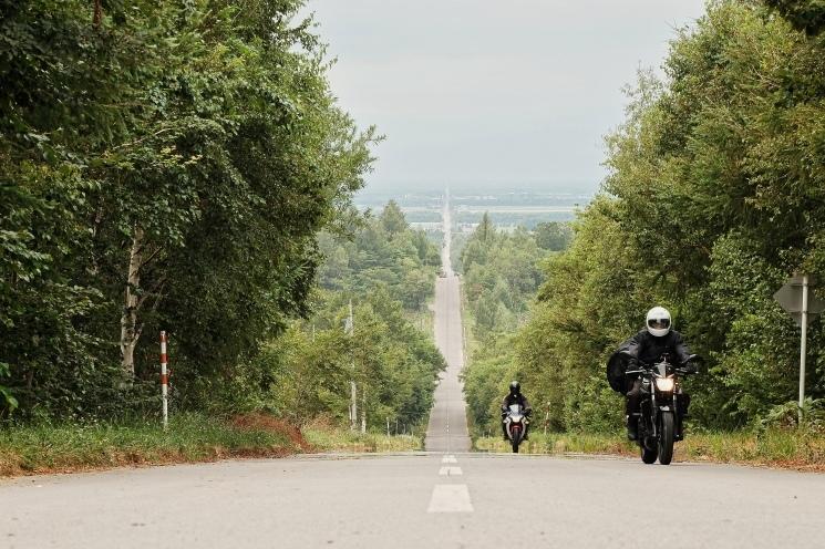 斜里の広域農道探訪 - Rural landscape with straight farm road of Shari_b0108109_21574843.jpeg