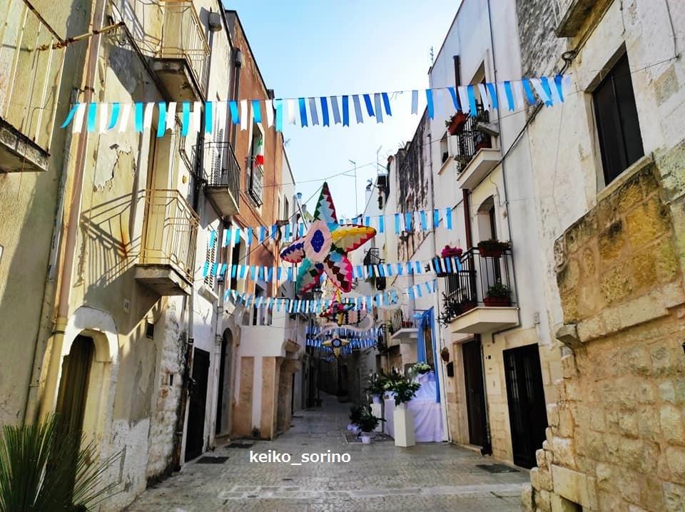 イタリアの三大祝日!プーリア(わが町)の「フェッラゴスト」_b0305039_21050914.jpg
