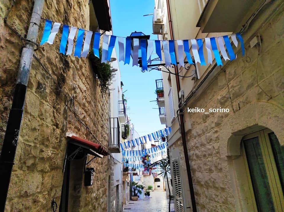 イタリアの三大祝日!プーリア(わが町)の「フェッラゴスト」_b0305039_21052723.jpg