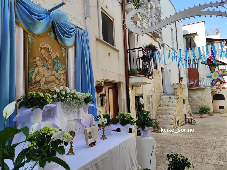 イタリアの三大祝日!プーリア(わが町)の「フェッラゴスト」_b0305039_21054081.jpg