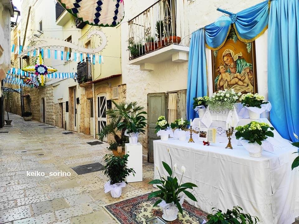 イタリアの三大祝日!プーリア(わが町)の「フェッラゴスト」_b0305039_21060039.jpg