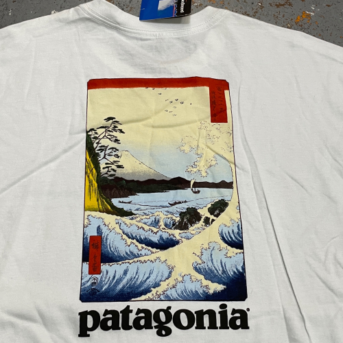 ◇ PATAGONIA HIROSHIGE T-SHIRTS & 休みのお知らせ ◇_c0059778_17300721.jpg