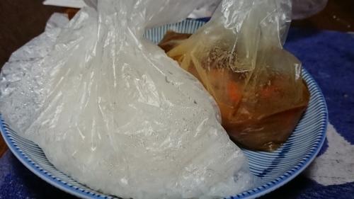 訓練!!湯煎で御飯とカレーを作りました _d0390236_08330231.jpg