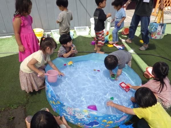 水遊び・クッキング_e0319922_13013887.jpg