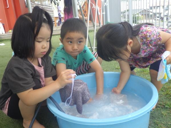水遊び・クッキング_e0319922_13025561.jpg