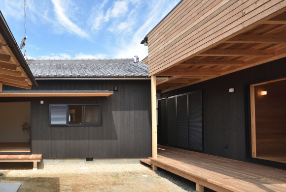 築25年のリノベーション 「 受け継がれる2世代の家」_e0164563_16291519.jpg