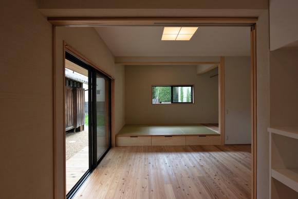 築25年のリノベーション 「 受け継がれる2世代の家」_e0164563_16295654.jpg