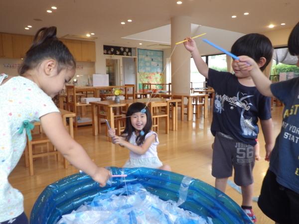 水遊び・クッキング_e0319922_15080052.jpg