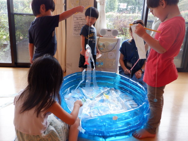 水遊び・クッキング_e0319922_15090454.jpg