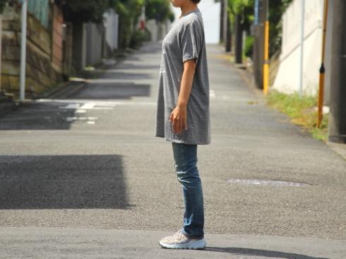 8月20日は休業致します。   デイリーTシャツの新しい着方?!_d0108933_22022610.jpg