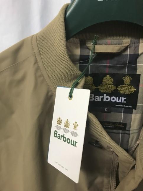Barbour  NEW  RIB SHORT COAT JACKET ★★_d0152280_07372260.jpeg