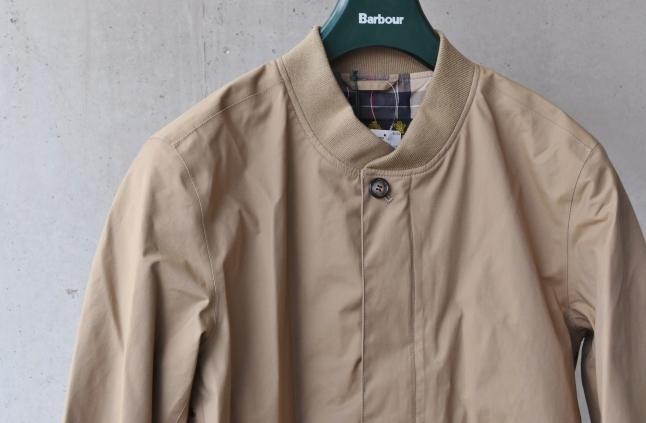 Barbour  NEW  RIB SHORT COAT JACKET ★★_d0152280_13403921.jpg