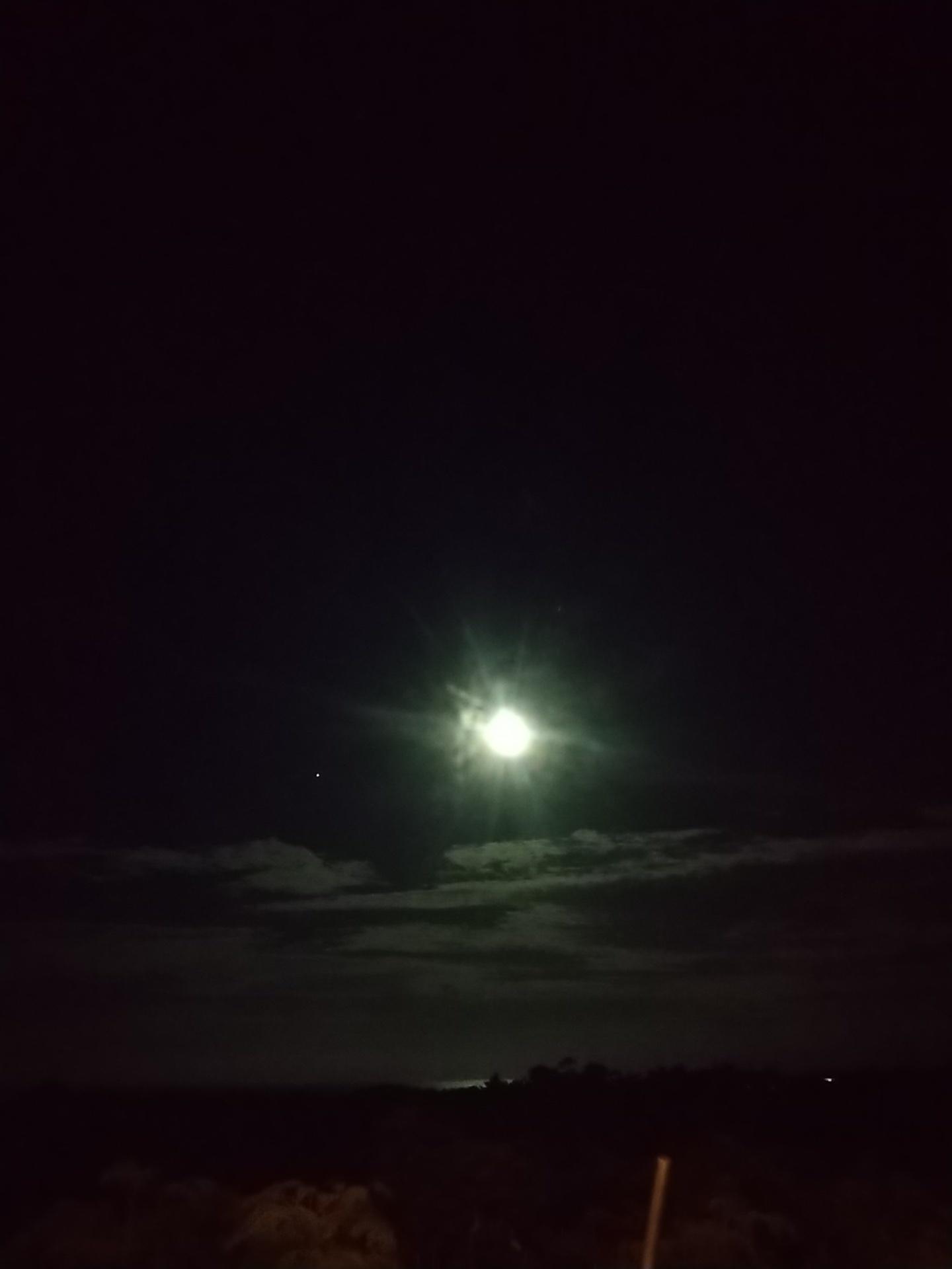 今夜は天体ショーらしい_e0251855_20194910.jpg