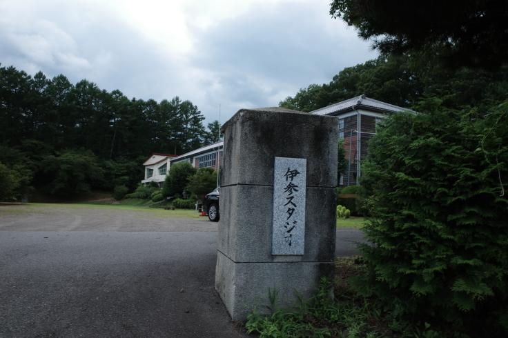 ブロンプトンと夏の長野県へ その15 ~ ジェット二宮金次郎像を見に伊参スタジオ公園へ_a0287336_08430433.jpg