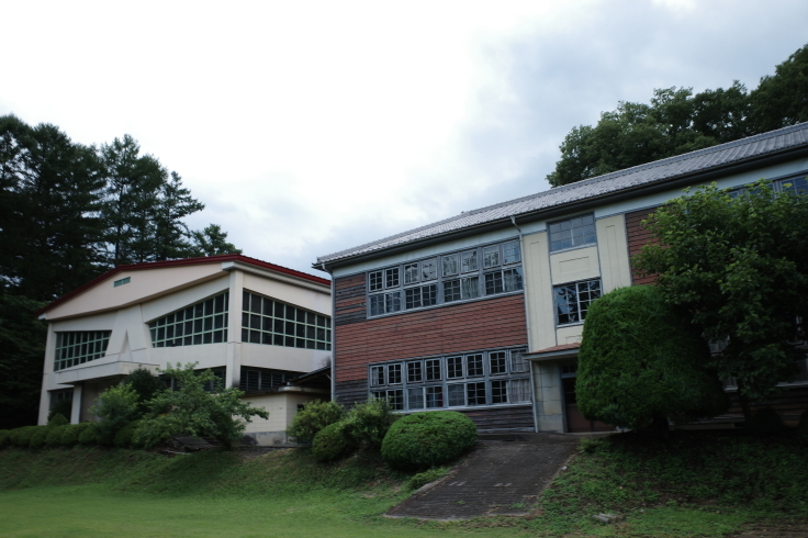 ブロンプトンと夏の長野県へ その15 ~ ジェット二宮金次郎像を見に伊参スタジオ公園へ_a0287336_08463202.jpg