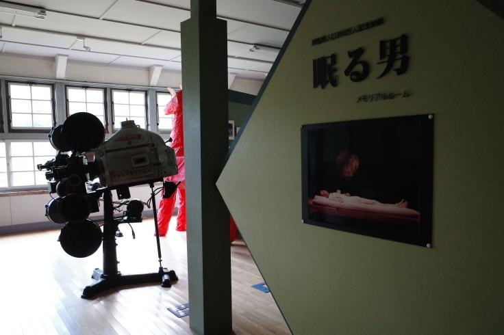 ブロンプトンと夏の長野県へ その15 ~ ジェット二宮金次郎像を見に伊参スタジオ公園へ_a0287336_09043520.jpg