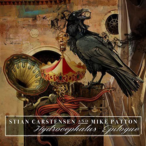 "Stian Carstensen / Mike Patton  - シングル \""Hydrocephalus Epilogue\"" リリース_e0081206_09232214.jpg"