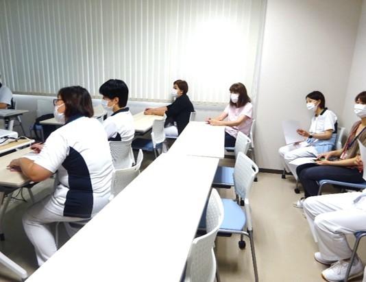 令和3年度医療安全研修会を開催しました_b0393105_15231602.jpg