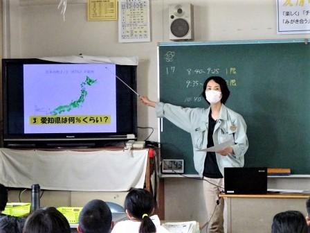 小学校訪問(一緒に森へ行こう) 豊川市立桜木小学校_d0105723_18114879.jpg