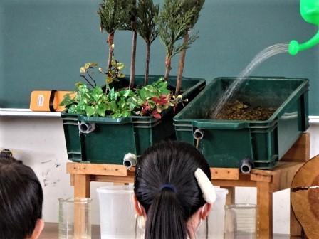 小学校訪問(一緒に森へ行こう) 豊川市立桜木小学校_d0105723_18125701.jpg