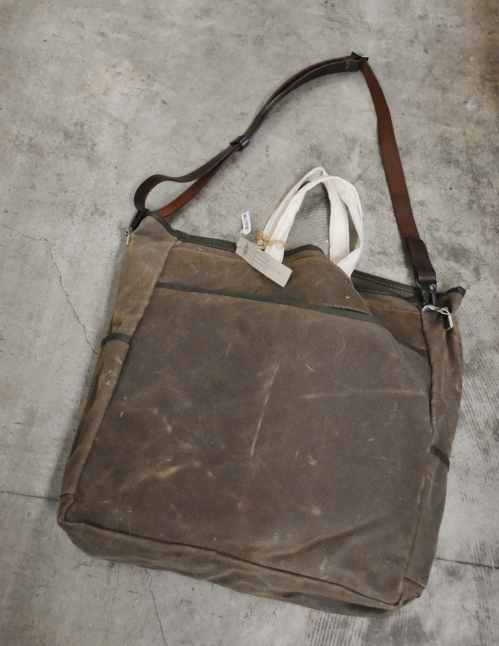 Archival Clothing  Vintage TOTE BAG MADE IN USA★_d0152280_13400645.jpg