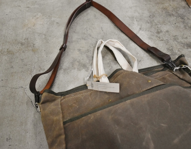 Archival Clothing  Vintage TOTE BAG MADE IN USA★_d0152280_13401525.jpg