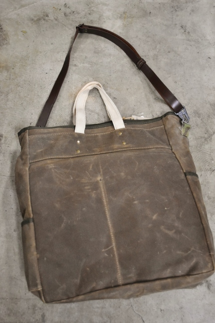 Archival Clothing  Vintage TOTE BAG MADE IN USA★_d0152280_13410671.jpg