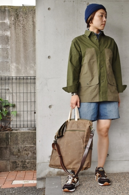 Archival Clothing  Vintage TOTE BAG MADE IN USA★_d0152280_13411681.jpg