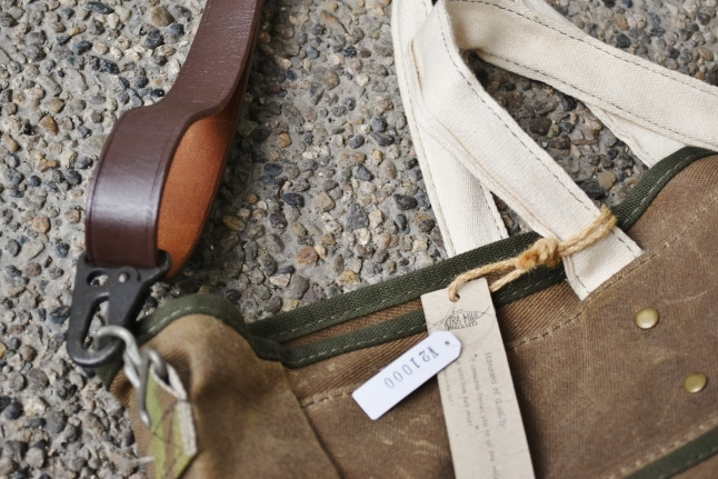 Archival Clothing  Vintage TOTE BAG MADE IN USA★_d0152280_13421296.jpg