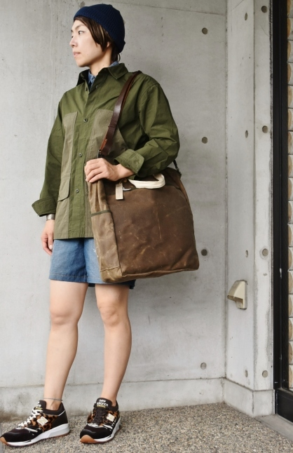 Archival Clothing  Vintage TOTE BAG MADE IN USA★_d0152280_13422614.jpg
