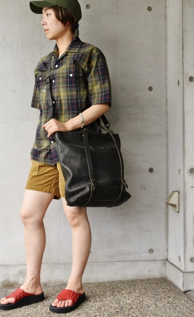 Archival Clothing  Vintage TOTE BAG MADE IN USA★_d0152280_13442801.jpg