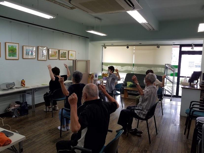懐メロ体操教室&プログラミング教室_c0113948_15440412.jpg