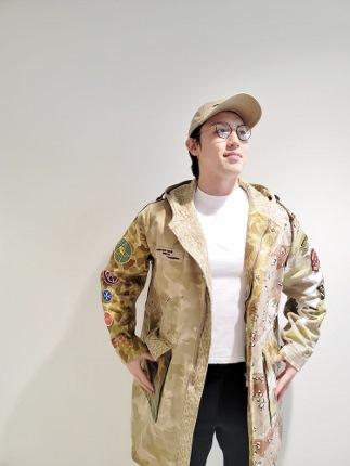 ルシアンペラフィネ新作 2022春夏コレクションオーダー会_b0122805_11123428.jpg
