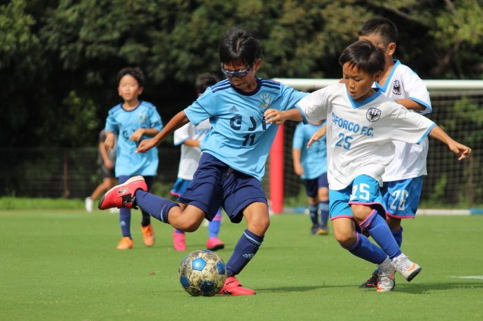 3年生+2年生 横浜FC CUP_a0109316_19273201.jpg