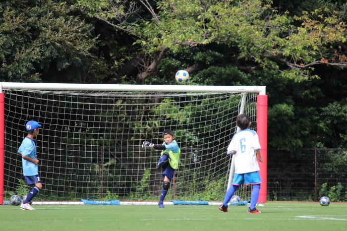 3年生+2年生 横浜FC CUP_a0109316_19290622.jpg