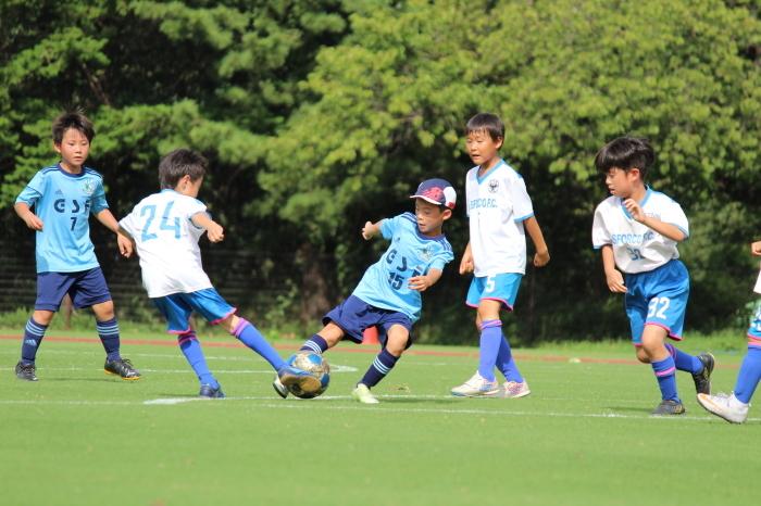 3年生+2年生 横浜FC CUP_a0109316_19312076.jpg