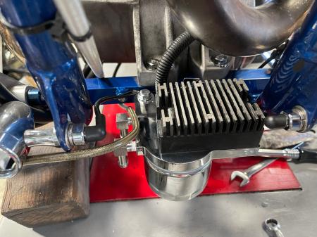 Fエンジンマウント・オイルフィルターキット 8/27/2021_c0133351_14462765.jpg