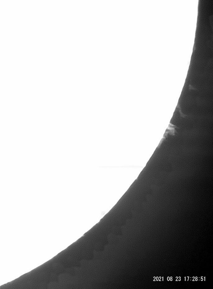 8月23日の太陽_e0174091_15174620.jpg