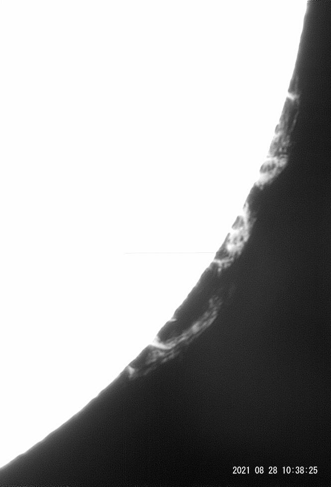 8月28日の太陽_e0174091_16294328.jpg