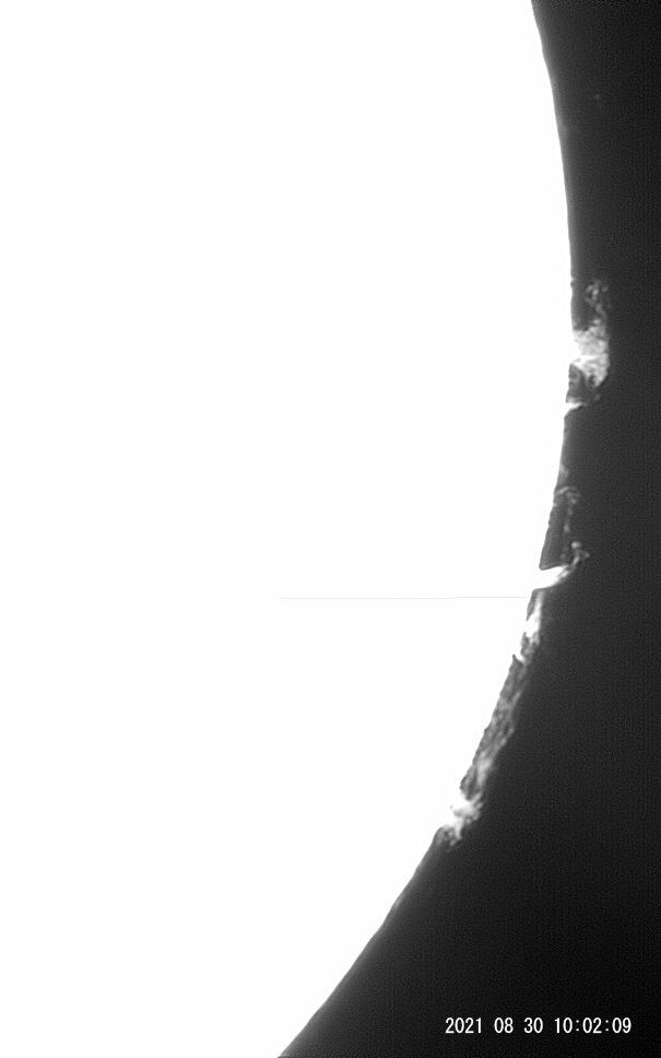 8月30日の太陽_e0174091_12041012.jpg